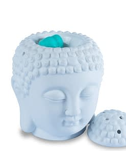 White Buddha Wax Burner