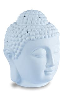 White Budhha wax burner