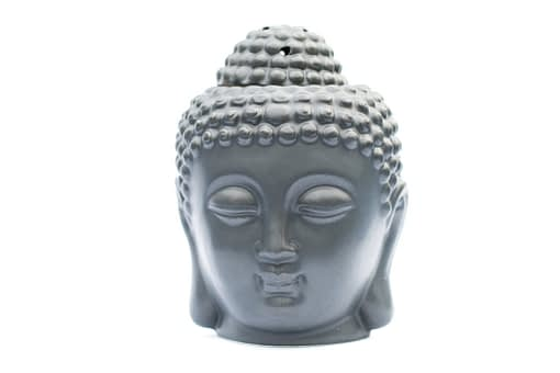 Black Buddha Wax Burner